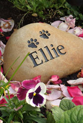 memorial plaques for people and pets talking stones australia