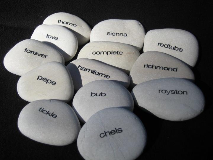 Word Stones